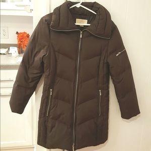 Michael Michael Kors Down Winter Puffer Coat